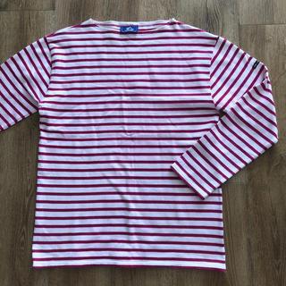 セントジェームス(SAINT JAMES)のサイズ5 SAINTJAMESウエッソンORCIVALオーシバルMHLoutil(Tシャツ/カットソー(七分/長袖))
