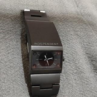 インディペンデント(INDEPENDENT)の INDEPENDENT 腕時計 CITIZEN BG2-141-51 ジャンク(腕時計(アナログ))