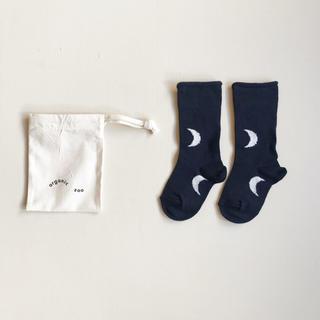 コドモビームス(こども ビームス)の新品❣️organic zoo 靴下 ソックス (靴下/タイツ)