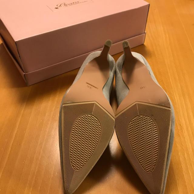 Beans de amiami & edie/アミアミ■走れるパンプス  レディースの靴/シューズ(ハイヒール/パンプス)の商品写真