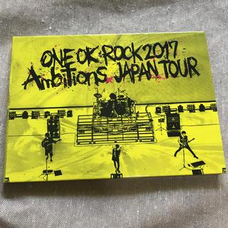 ワンオクロック(ONE OK ROCK)のワンオク ambitions(ミュージック)