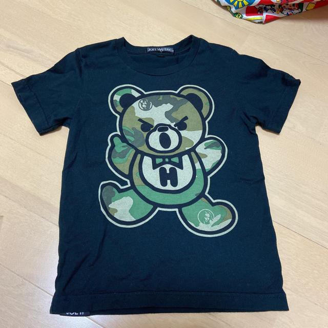 HYSTERIC MINI(ヒステリックミニ)のジョーイ キッズ/ベビー/マタニティのキッズ服男の子用(90cm~)(Tシャツ/カットソー)の商品写真