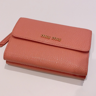 ミュウミュウ(miumiu)のmiumiu♡財布(財布)