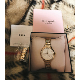 kate spade new york - ケイトスペード  腕時計 未使用