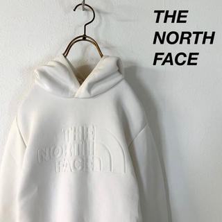 THE NORTH FACE - 人気 THE NORTH FACE シャドゥ ビッグロゴ パーカー