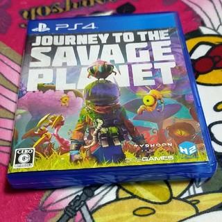 ジャーニートゥーザサベージプラネット PS4(家庭用ゲームソフト)