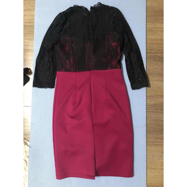 JEWELS(ジュエルズ)のキャバ嬢ドレス Mサイズ レディースのフォーマル/ドレス(ナイトドレス)の商品写真
