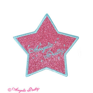 Angelic Pretty - Angelic Pretty Twinkle Star クリップ ピンク