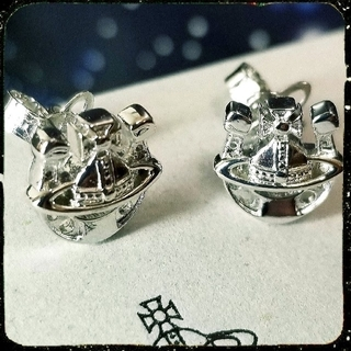 Vivienne Westwood - 新品・Gonzalo  Earrings (Silver)・馬蹄