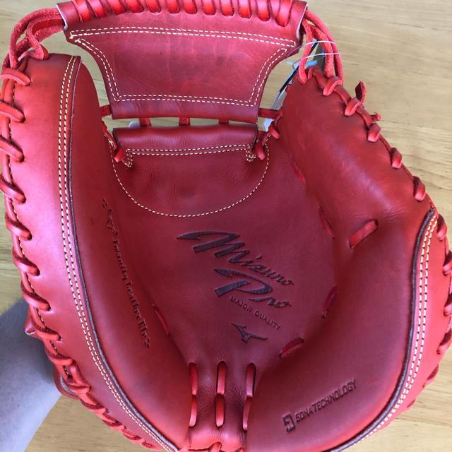 MIZUNO(ミズノ)のよっちゃん専用 スポーツ/アウトドアの野球(グローブ)の商品写真