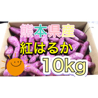 熊本県産紅はるか10kg