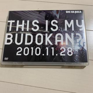 ワンオクロック(ONE OK ROCK)のONE OK ROCK This is my BUDOUKAN ライブDVD(ミュージック)