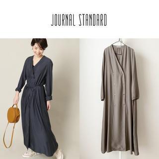 JOURNAL STANDARD - JOURNAL STANDARD キュプラツイルガウンワンピース