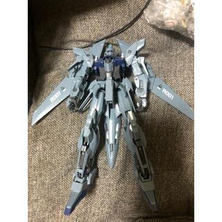 BANDAI - MG 1/100 MSN-001A1 デルタプラス ほぼ完成品