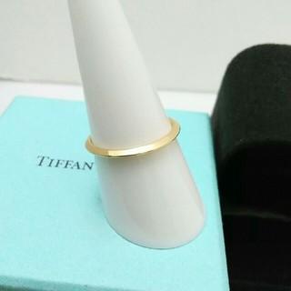 Tiffany & Co. - ティファニーリング 18k