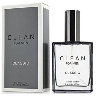 クリーン(CLEAN)の新品・未開封 クリーン クラシック フォ-メン オードトワレ 60ml(ユニセックス)