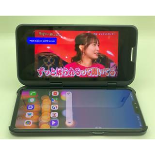 LG Electronics - (172)SIMフリー LG V50 Thinq 128GB 5G ダブル液晶