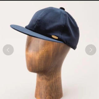 バーバリーブルーレーベル(BURBERRY BLUE LABEL)の⭐️新品⭐️ブルーレーベルクレストブリッジ⭐️ベロアキャップ/帽子⭐️チェック(キャップ)