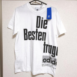 adidas - 【未使用新品】adidas originals/COMMERCIAL TEE/L