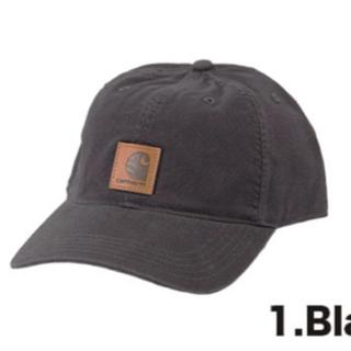 カーハート(carhartt)のcarhartt CAP キャップ ブラック(キャップ)