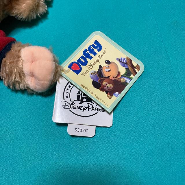 ダッフィー(ダッフィー)の2017年限定 Duffy ダッフィー ぬいぐるみ エンタメ/ホビーのおもちゃ/ぬいぐるみ(キャラクターグッズ)の商品写真