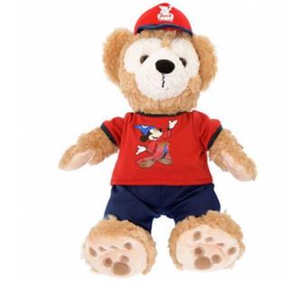 ダッフィー(ダッフィー)の2017年限定 Duffy ダッフィー ぬいぐるみ(キャラクターグッズ)
