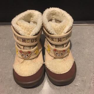 ミキハウス(mikihouse)の【発送前セール】ミキハウス*ブーツ 15(ブーツ)