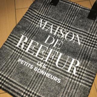 メゾンドリーファー(Maison de Reefur)のMAISON DE REEFUR トートバッグ(トートバッグ)