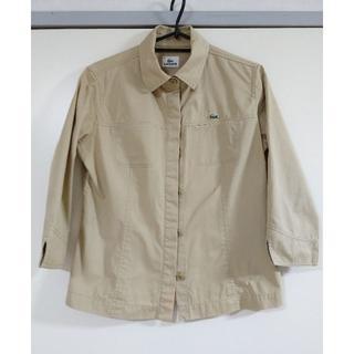 ラコステ(LACOSTE)のラコステレディースシャツ(シャツ/ブラウス(長袖/七分))
