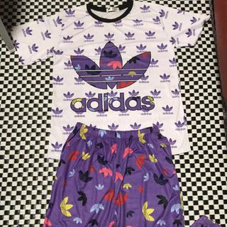 Adidas パジャマ