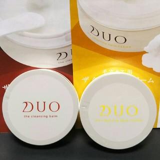 【正規品・新品】DUO クレンジングバームクリア・アンチエイジング2点セット