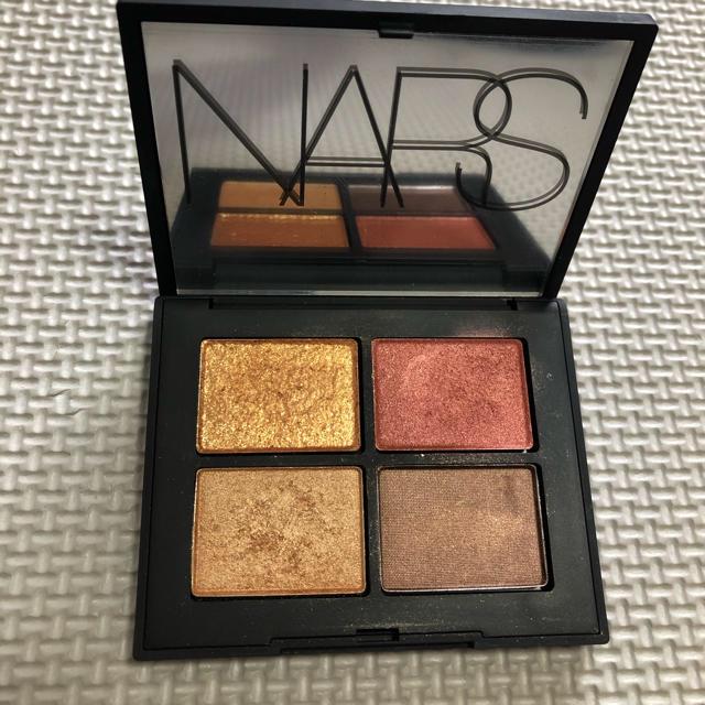 NARS(ナーズ)のNARS クワッドアイシャドー 3974 コスメ/美容のベースメイク/化粧品(アイシャドウ)の商品写真