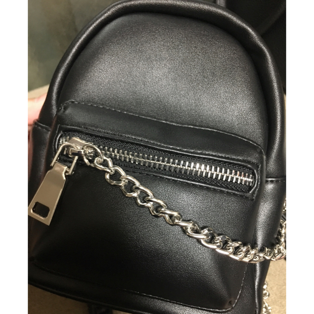 ALEXIA STAM(アリシアスタン)のjuemi ミニリュック レディースのバッグ(リュック/バックパック)の商品写真