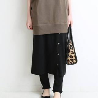 IENA - ラップスカート風スカッツ