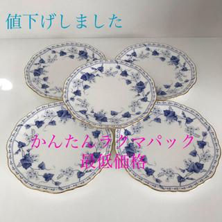 NARUMI - ナルミ  NARUMI  ケーキ皿 5枚  中古