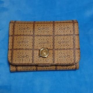 キューポット(Q-pot.)のQpot  財布(財布)