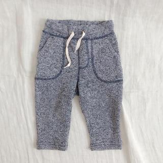 ベビーギャップ(babyGAP)のbaby GAP 冬用スウェットパンツ 80センチ 男女兼用(パンツ)