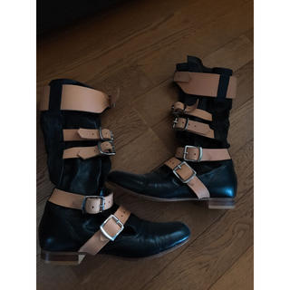 ヴィヴィアンウエストウッド(Vivienne Westwood)のパイレーツブーツ(ブーツ)