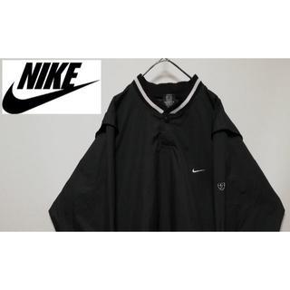 NIKE - 78 NIKE ナイロンプルオーバージャケット XL 刺繍