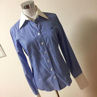 BURBERRY - Burberry LONDON カフス付きシャツ  38
