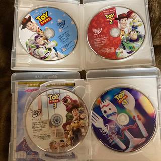 トイ・ストーリー - トイストーリー1.2.3.4 DVD+純正ケースセット