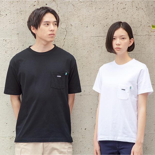宝島社(タカラジマシャ)の最終値下げ❤️❤️moz LOGO Tシャツ❤️women BLACK❤️ レディースのトップス(Tシャツ(半袖/袖なし))の商品写真