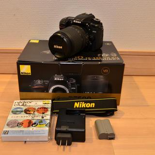 Nikon - Nikon D7500 18-140レンズキット