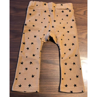 新品タグなし 星柄 パンツ 95