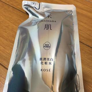 コーセー(KOSE)の米肌  肌潤美白化粧水  詰め替え(化粧水/ローション)