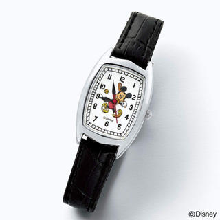 Disney - オトナミューズ 付録 ヴィンテージ調 ミッキー マウス 腕時計