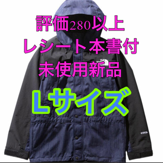 THE NORTH FACE - Lサイズ Mountain Light Denim Jacket
