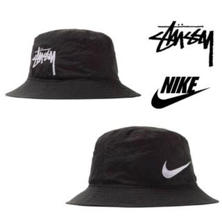 STUSSY - Nike×STUSSY Bucket Hat L-XL