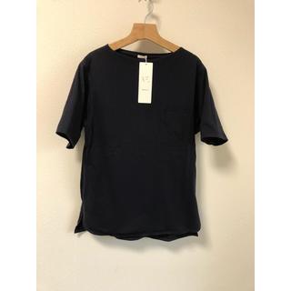 COMOLI - comoli ボートネック Tシャツ  コモリ