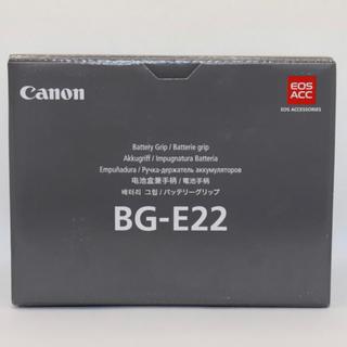 Canon - キヤノン EOS-Rボディ+バッテリーグリップBG-E22